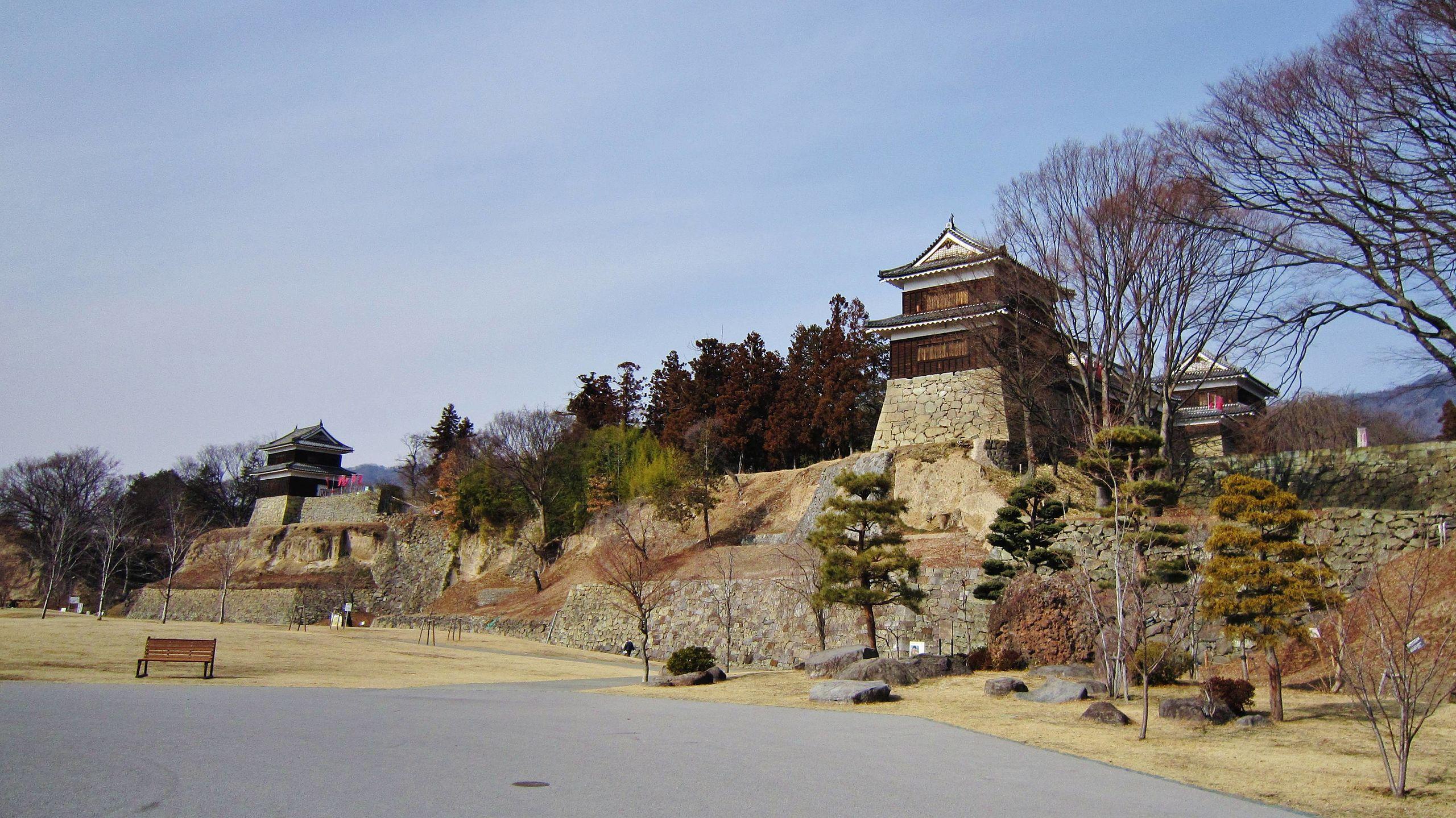 Ueda_Castle_Amagafuchi