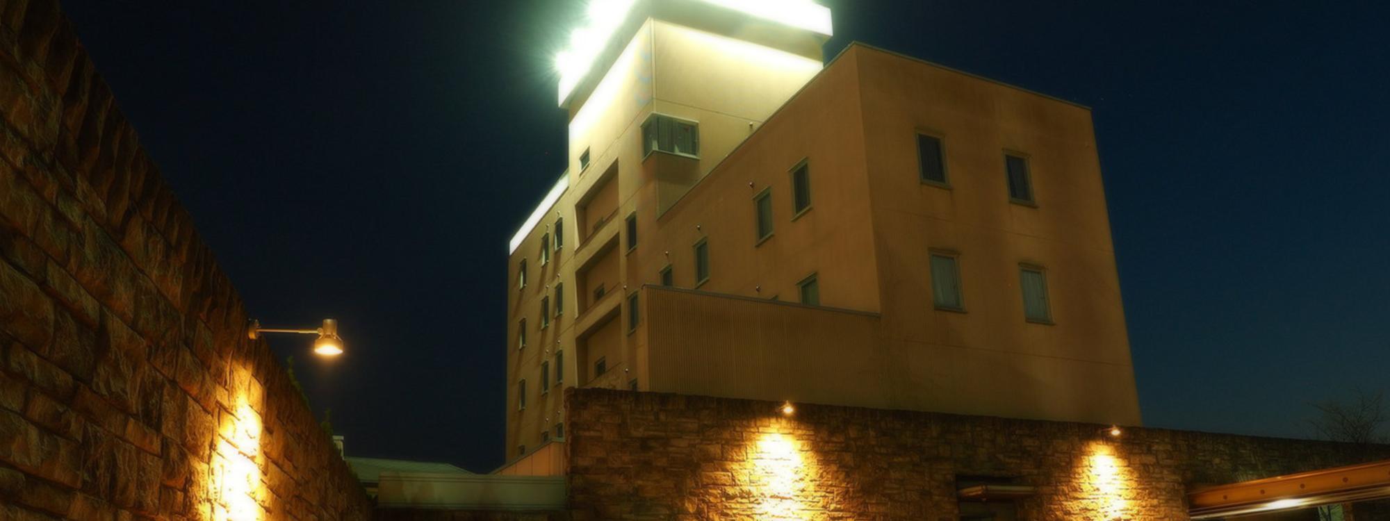 長野県小諸市 グレイスランドホテル
